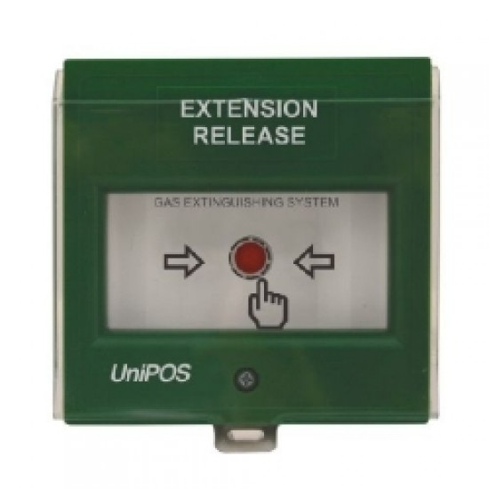 FD3050G UniPos papildomo gesinimo mygtukas