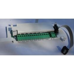 FD4201/2 2 relinių išėjimų / RS-485 išplėtimo modulis