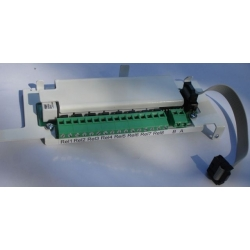 D4201/8 8 relinių išėjimų / RS-485 išplėtimo modulis