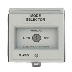 FD5203 UniPos gesinimo rėžimų pasirinkimo modulis