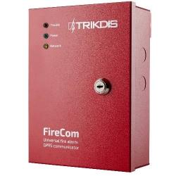FireCom GSM / GPRS modulis Unipos gaisro centralėms
