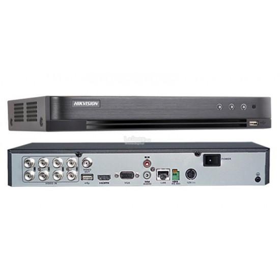 Hikvision DS-7208HQHI-K1 įrašymo įrenginys