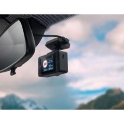 Vaizdo registratorius Neoline G-TECH X74 + GPS bazė apie policijos radarus