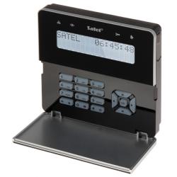 Satel belaidė LCD klaviatūra su kortelių nuskaitytuvu INT-KWRL2-BSB ABAX/ABAX2