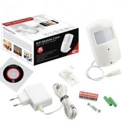 Slapta kamera SpyPir WiFi